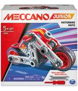 Meccano Junior Motorbike Kit