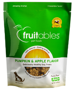 Fruitables Crunch Dog Treats Pumpkin & Apple