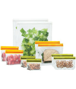 (re)zip Ultimate Reusable Snack Bags Kit
