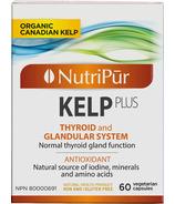 Nutripur KelpPlus Thyroid Health