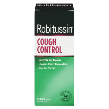 Robitussin Cough Control