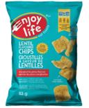 Enjoy Life Lentils Margherita Pizza Lentil Chips