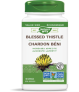 Nature's Way Organic Blessed Thistle Value Size