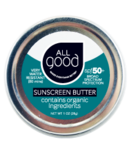 All Good SPF 50 Zinc Sunscreen Butter