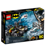 LEGO Super Heroes Mr. Freeze Batcycle Battle
