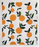 Ten & Co. Swedish Sponge Cloth Vintage Citrus Orange