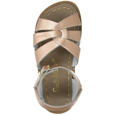 Salt Water Sandals The Original Children\'s Sandal Rose Gold