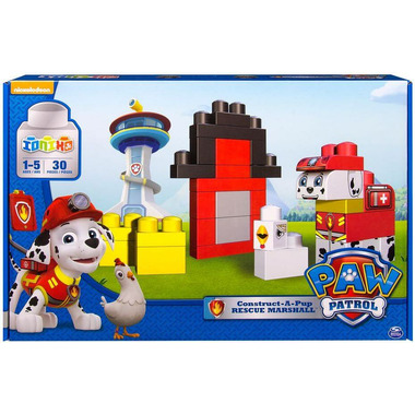 Paw Patrol Ionix Small Box Of Blocks