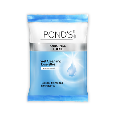 Pond\'s Cleansing & Makeup Removing Towelettes