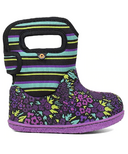 Bogs Toddler Boots NW Garden Black Multi