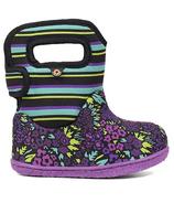 Bogs Toddler Boots NW Garden Black Multi