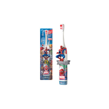 Crest SpinBrush Marvel Heroes Spiderman