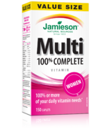 Jamieson Women's Adult Multivitamin Value Pack