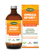 Flora Omega Sport + Performance Booster