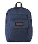 JanSport Big Campus Backpack Navy