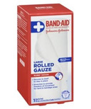 Band-Aid First Aid Rolled Gauze