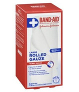 Johnson & Johnson First Aid Rolled Gauze