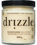 Drizzle Ginger Shine Raw Honey