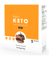 ProtiLife Keto Triple Chocolate Keto Bar Case