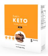 ProtiLife Keto Triple Chocolate boîte de barres keto