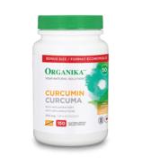 Organika Curcumin Bonus Size
