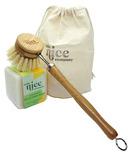 Make Nice Company Dish Soap + Brush Kit Unscented