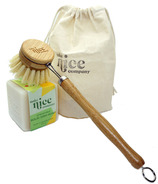 Make Nice Company Dish Soap + Brush Kit Unscented
