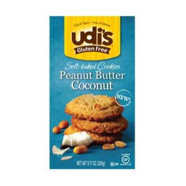udi\'s Gluten Free Peanut Butter Coconut Cookies