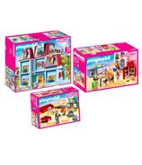 Playmobil Dollhouse Bundle