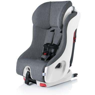 Clek Foonf Convertible Car Seat with Anti-Rebound Bar in Cloud