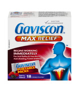 Gaviscon Maxrelief Chewable Tablets Berry
