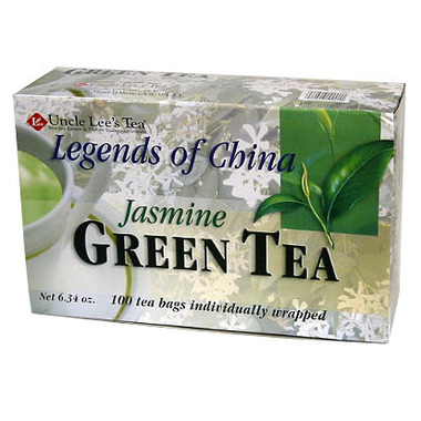 Uncle Lee\'s Legends of China Jasmine Green Tea