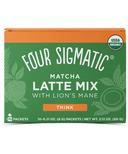 Four Sigmatic Matcha Latte with Maitake