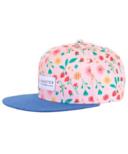 Headster Kids Pink Garden Cap