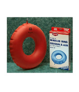 AMG 16 Inch Inflatible Rubber Invalid Ring