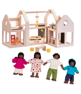 Plan Toys Dollhouse Bundle