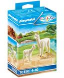 Playmobil Family Fun Alpaca with Baby