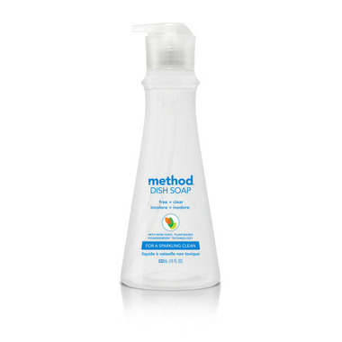 Method Dish Pump Free + Clear