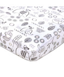 Lolli Living Kayden Fitted Sheet Kayden Elle Elephant