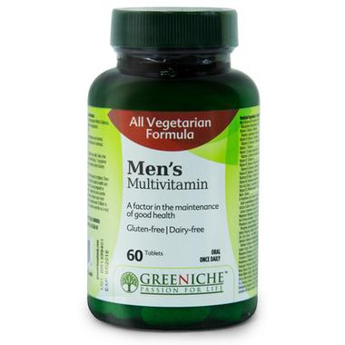 Greeniche Men\'s Multivitamin