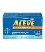 Aleve Back and Body Pain