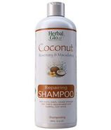 Herbal Glo Coconut Rosemary Macadamia Shampoo
