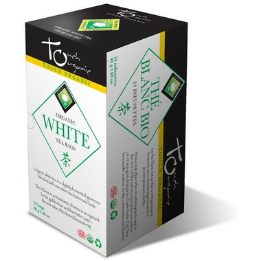 Touch Organic White Tea