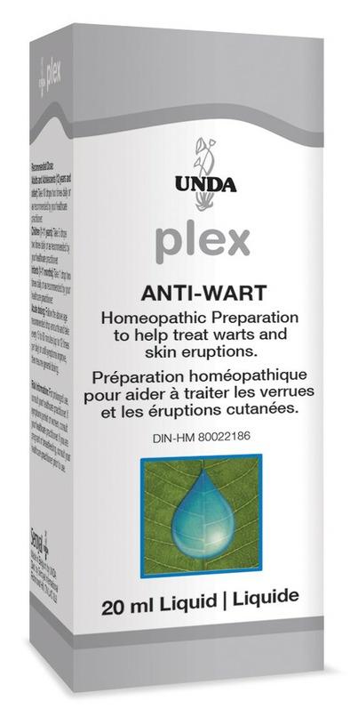 UNDA Anti-wart Drops