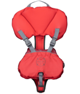 Level Six Puffer Baby Flotation Aid Crimson