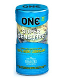 ONE Super Sensitive 12-Pack Condoms