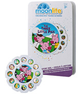 Moonlite The Three Little Pigs Story Reel with Storybook Projector