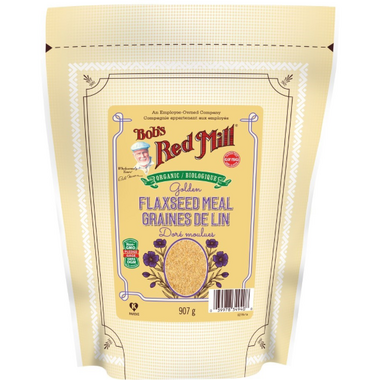 Bob\'s Red Mill Organic Golden Flaxseed Meal