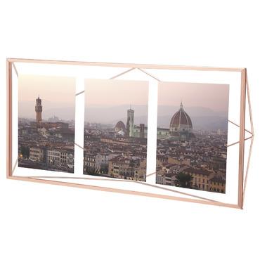 Umbra Prisma Multi Photo Frame Copper