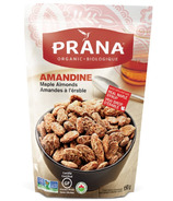 PRANA Organic Amandine Maple Almonds